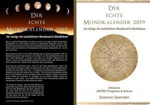 Heilpraxis Susanne Seemann  München Siderischer Mondkalender