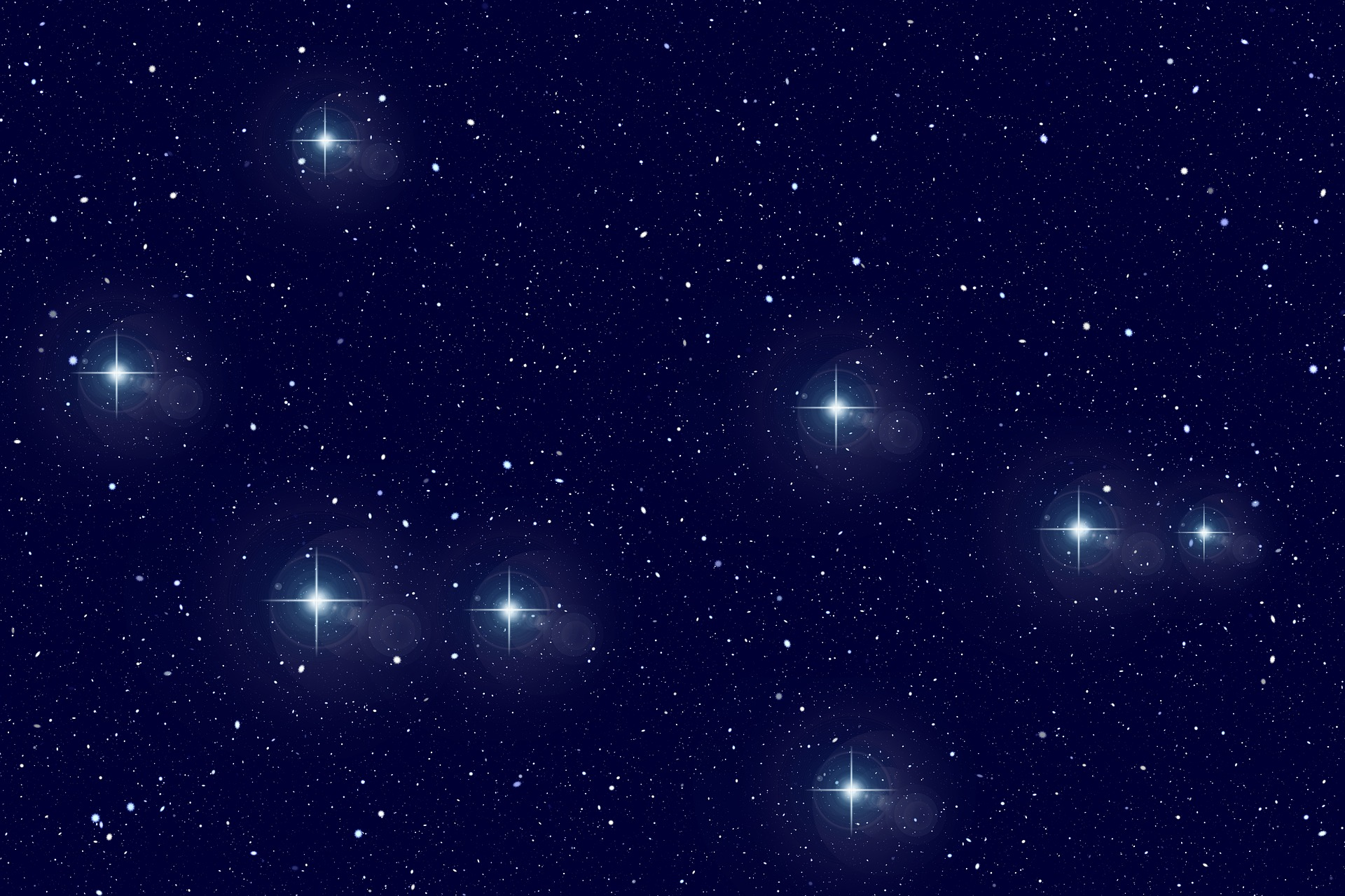 Siderische Astrologie - Die Sterne am Nachthimmel im Oktober