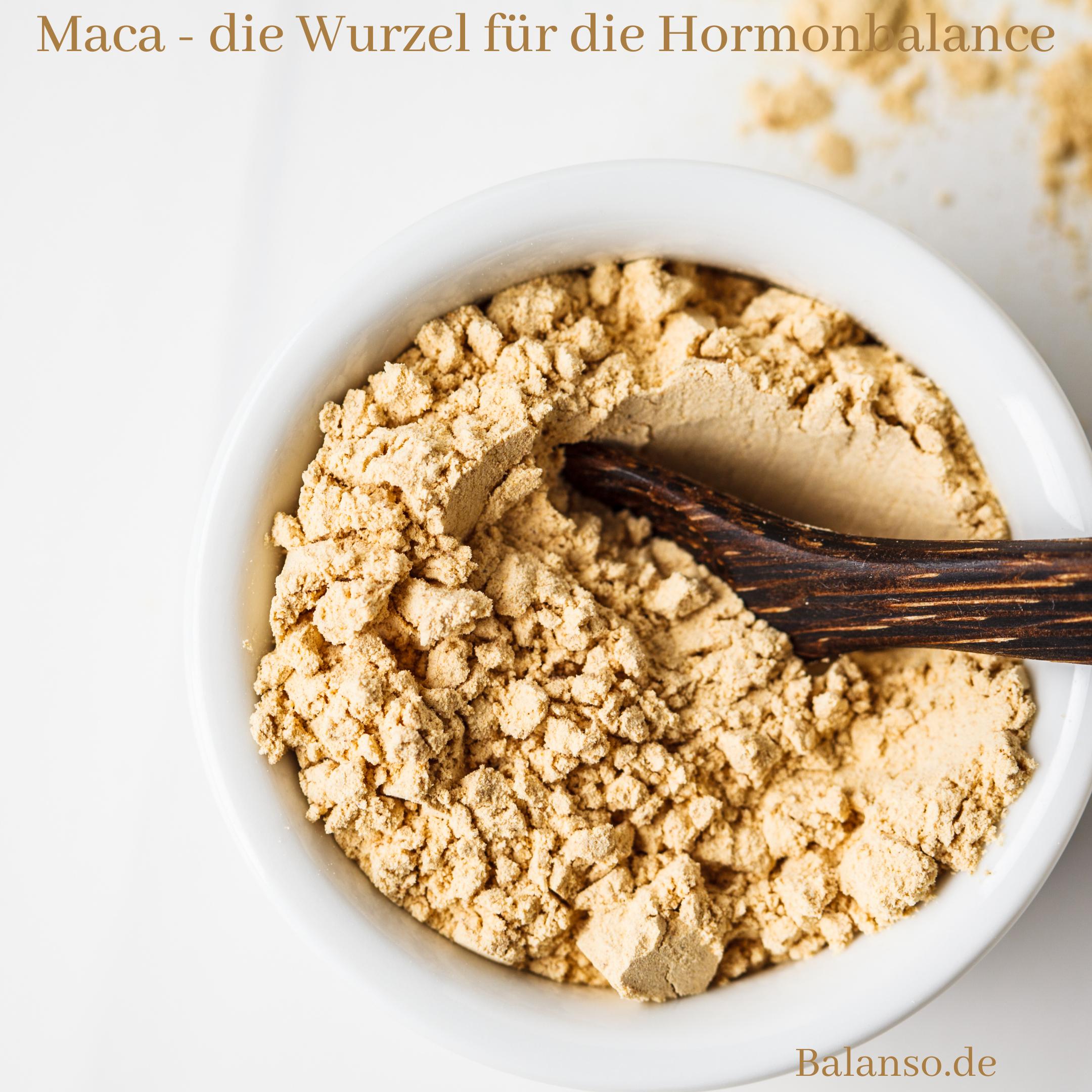 Maca -die Wurzel für unsere Hormonbalance (5)