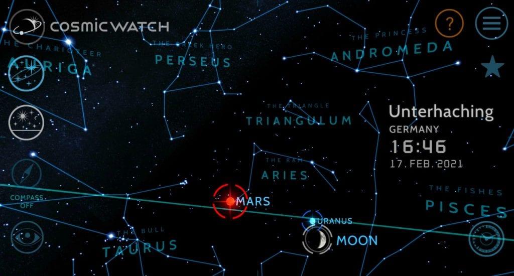siderische Mondkalender Barrani