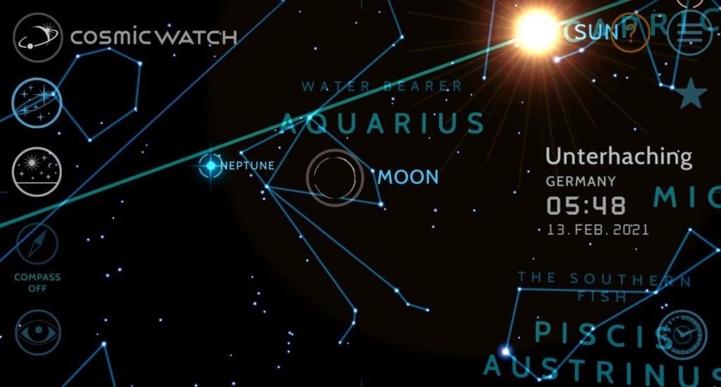 Der sideriche Mondkalender