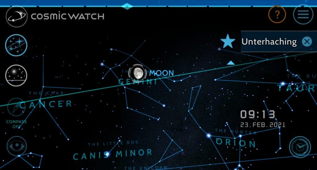 Mondkalender Sirius