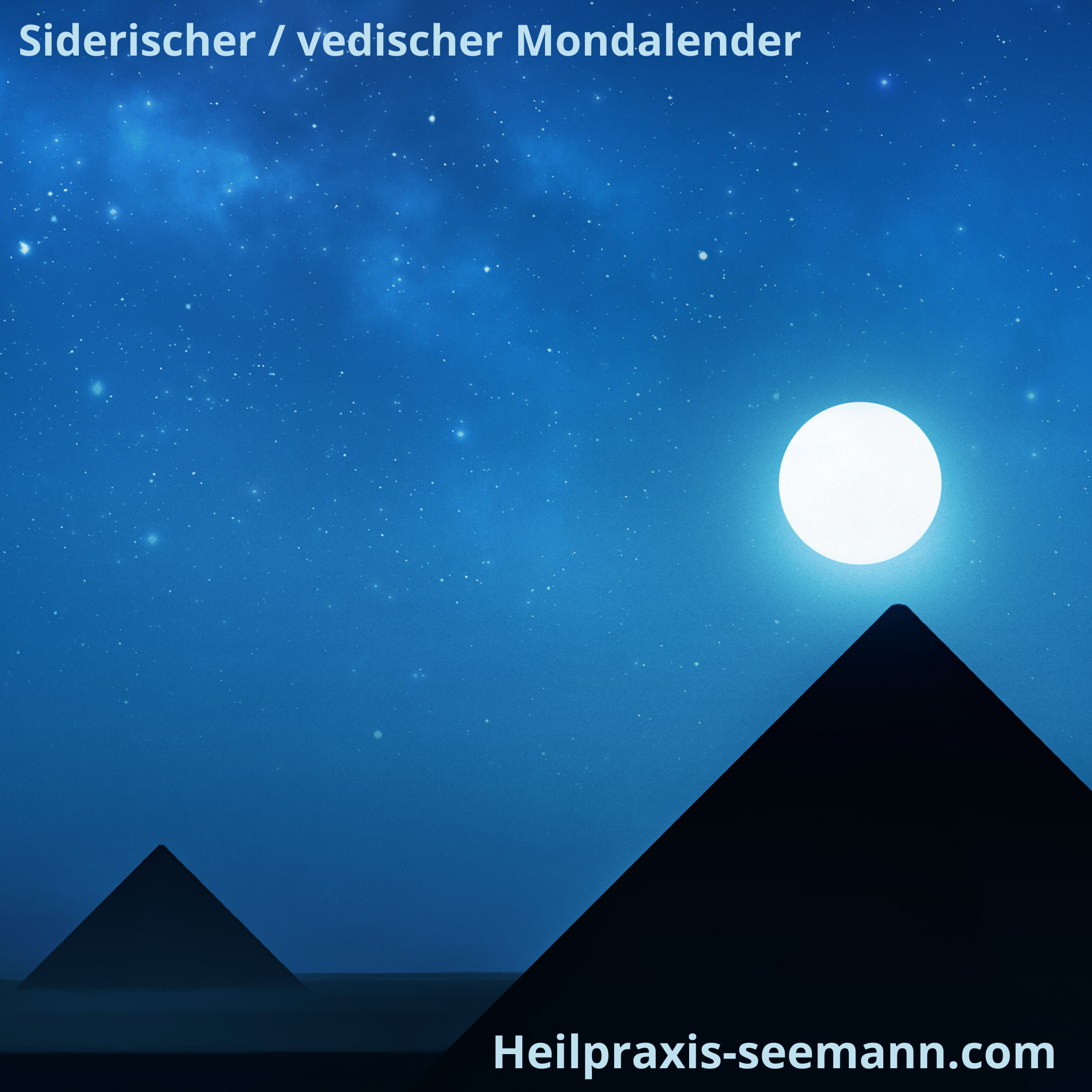 siderischer _ vedischer MondkalenderSirius (1)