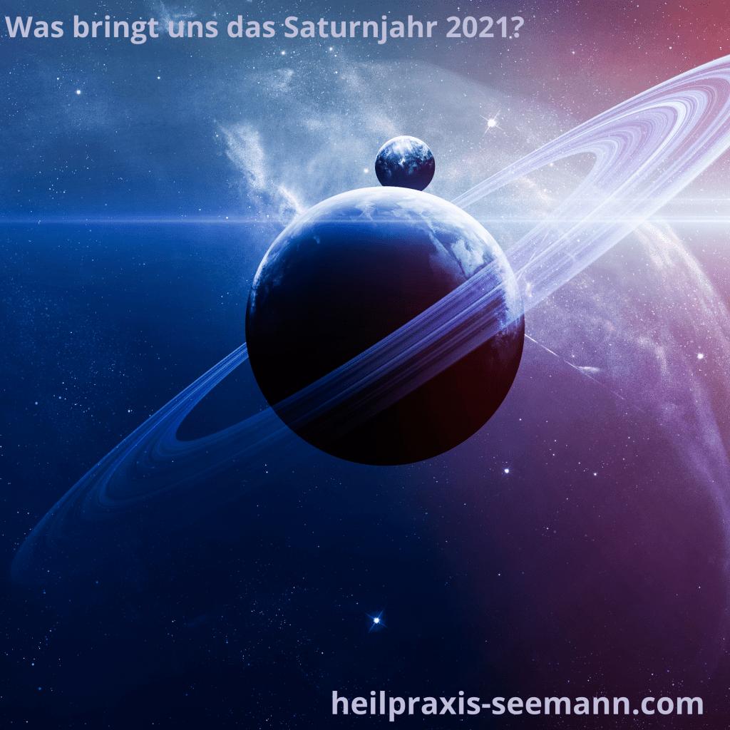 Was bringt das Saturnjahr 2021