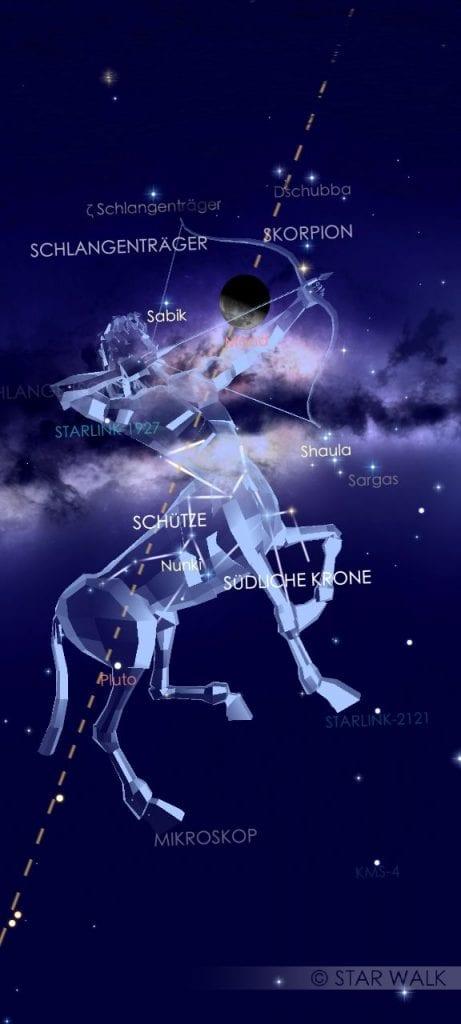 Siderische Astrologie Mondkalender