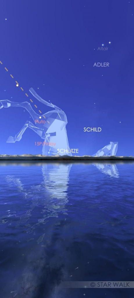 Siderischer Mondkalender Schütze