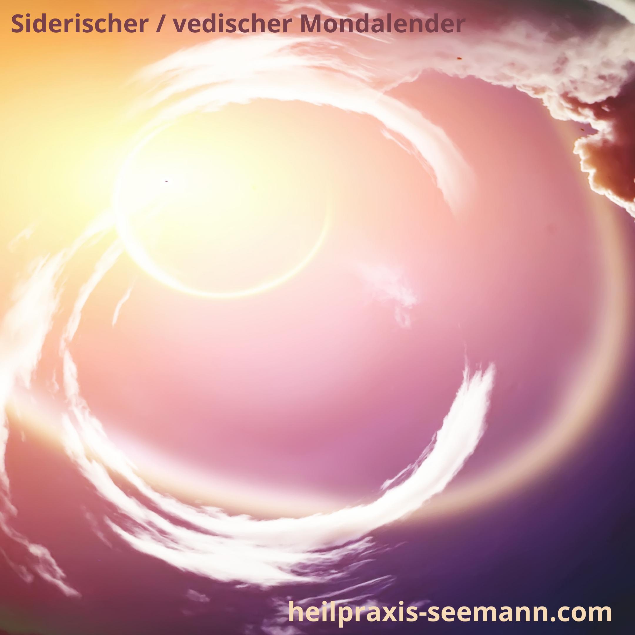 siderischer _ vedischer Mondkalender Plejaden (1)