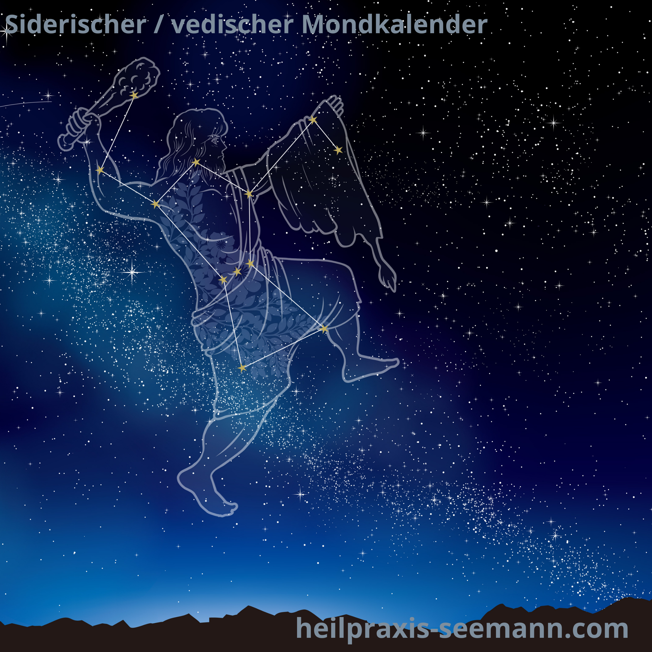 Siderische Mondkalender Orion