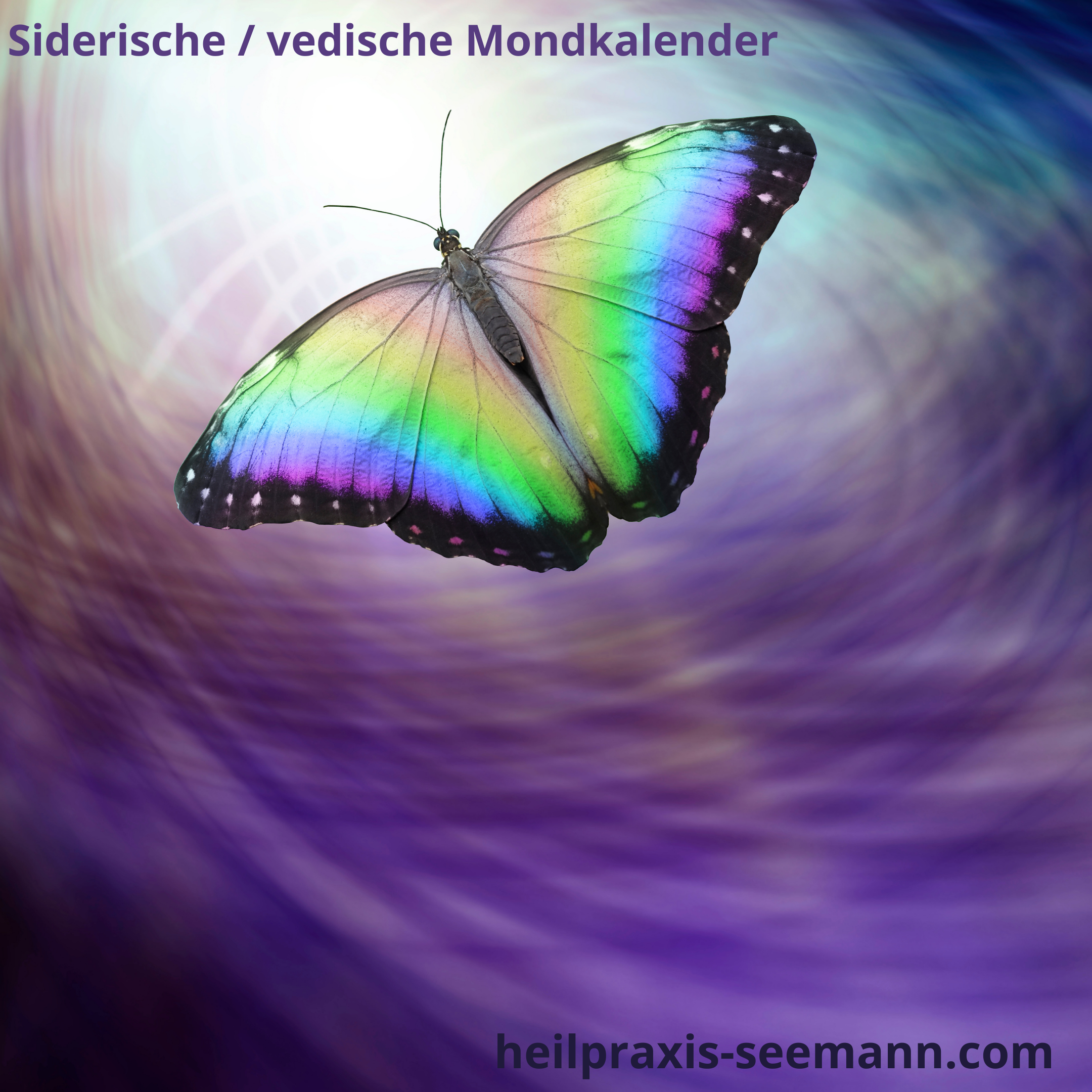Siderische Mondkalender Wega (1)