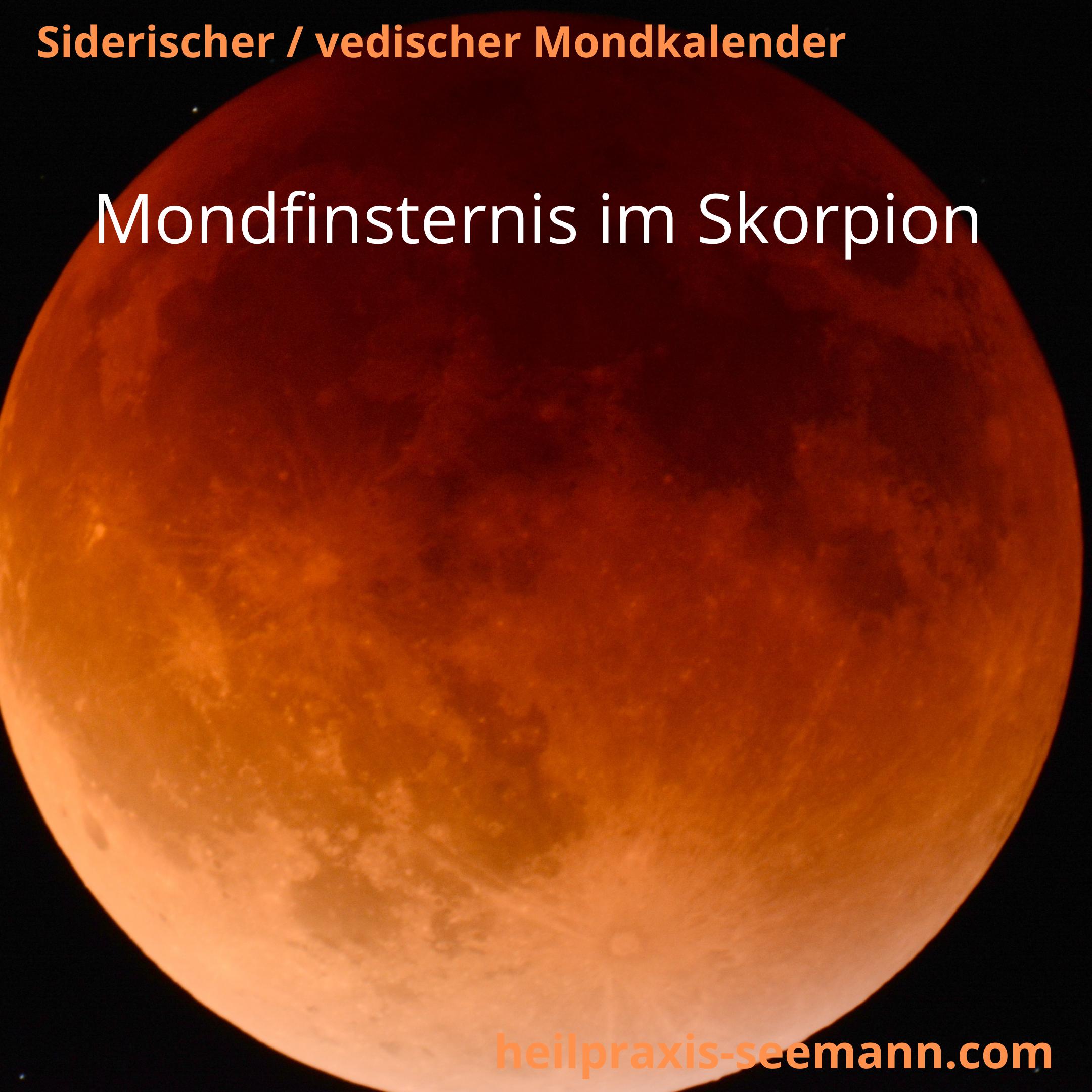 Siderische Mondkalende Dschuba Mofi (1)