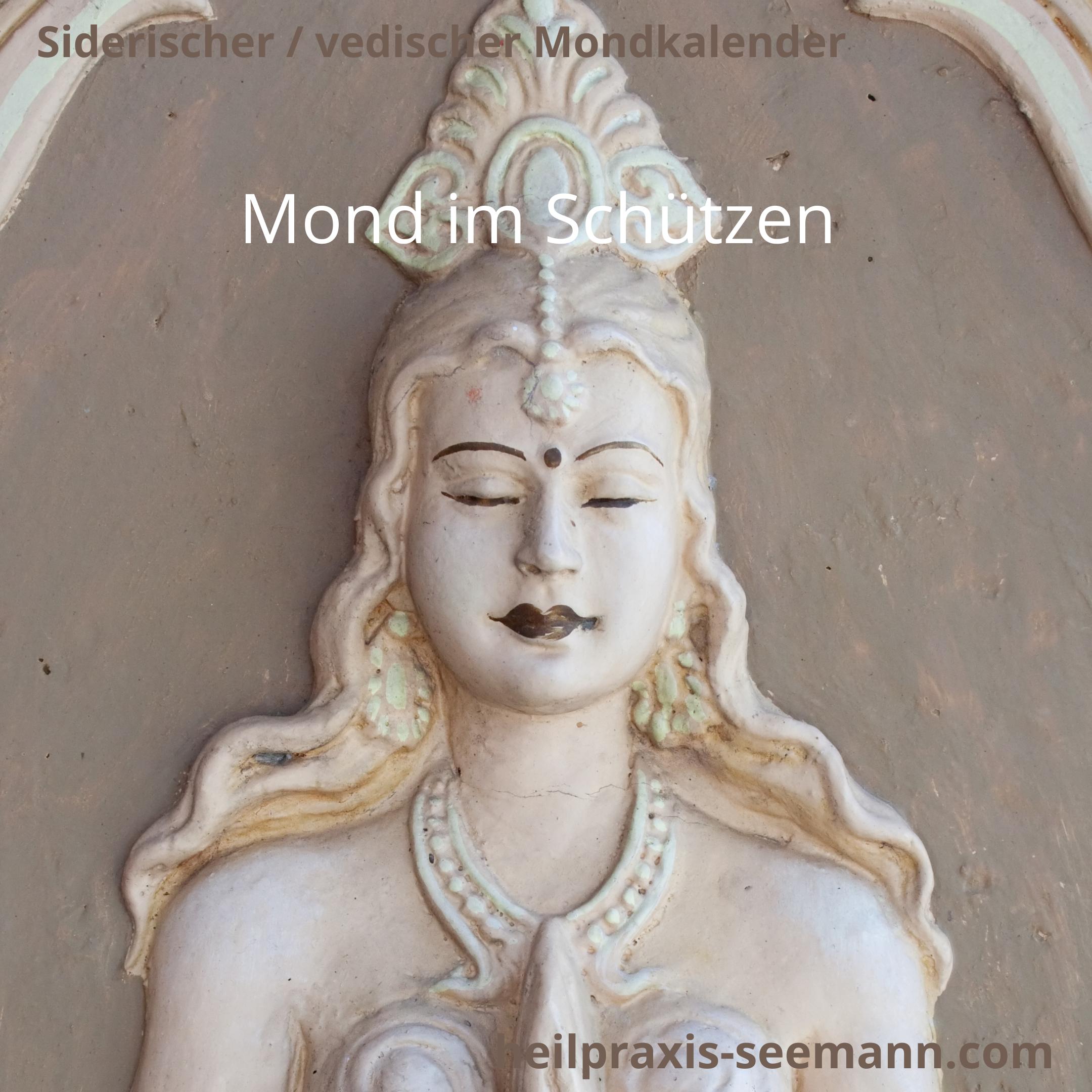 Siderische Mondkalende purva ashada