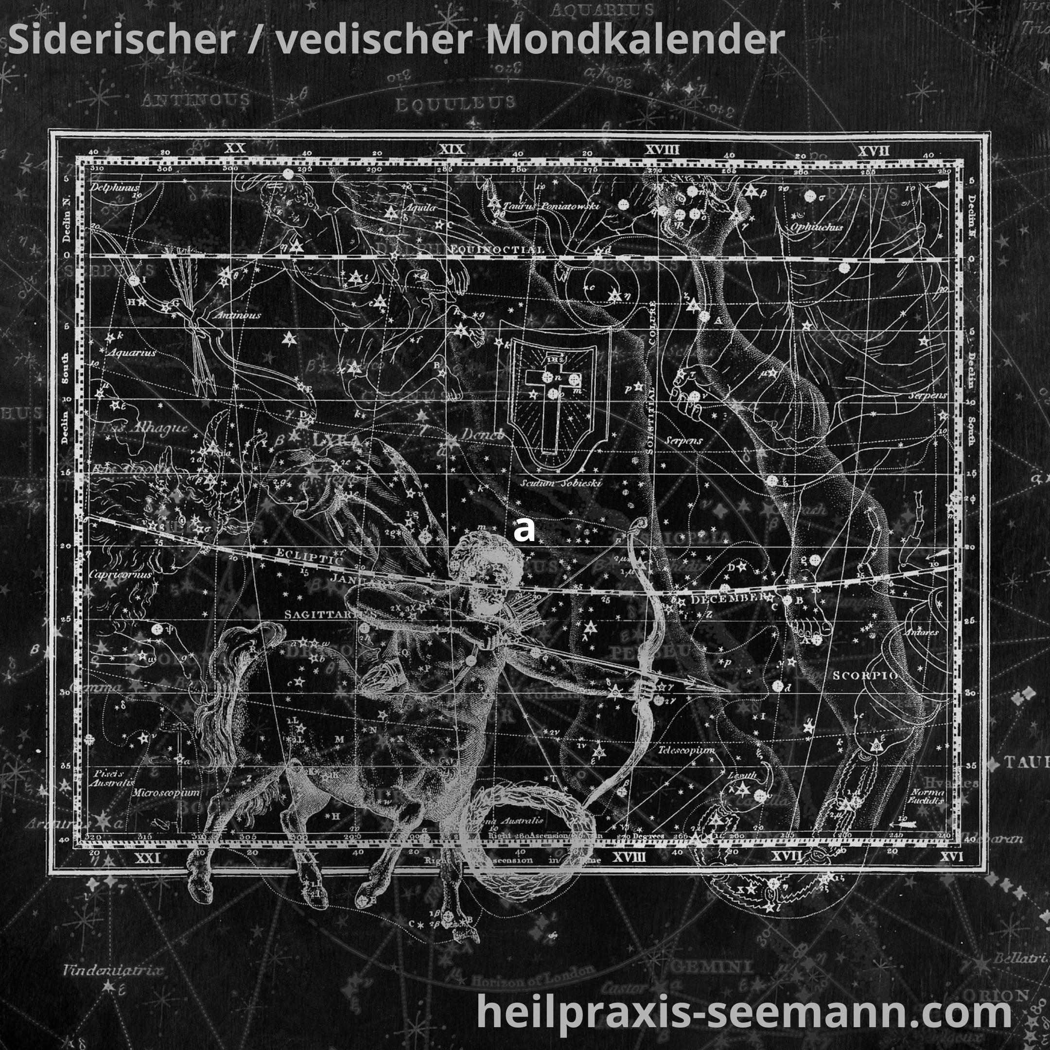 Siderische Mondkalender Skorpion (2)