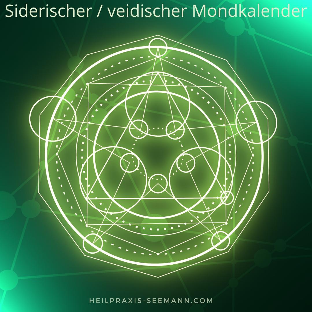 siderischer _ Vedischer Mondkalender Jeyshta