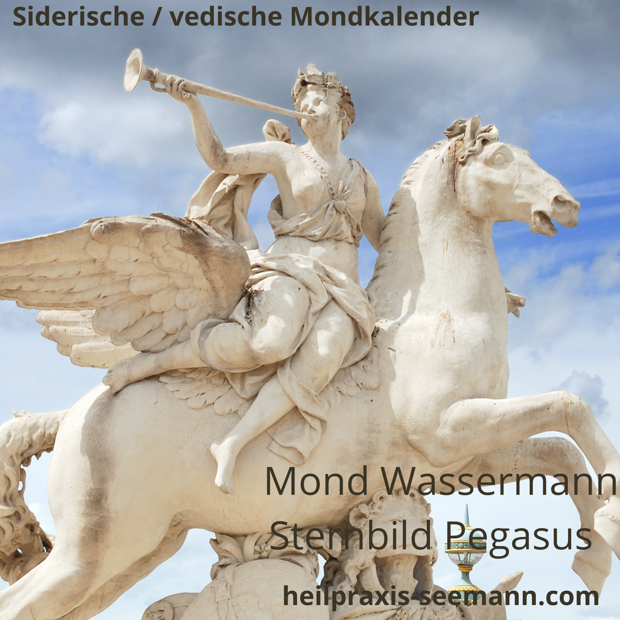 Siderische Mondkalende Wassermann (1)