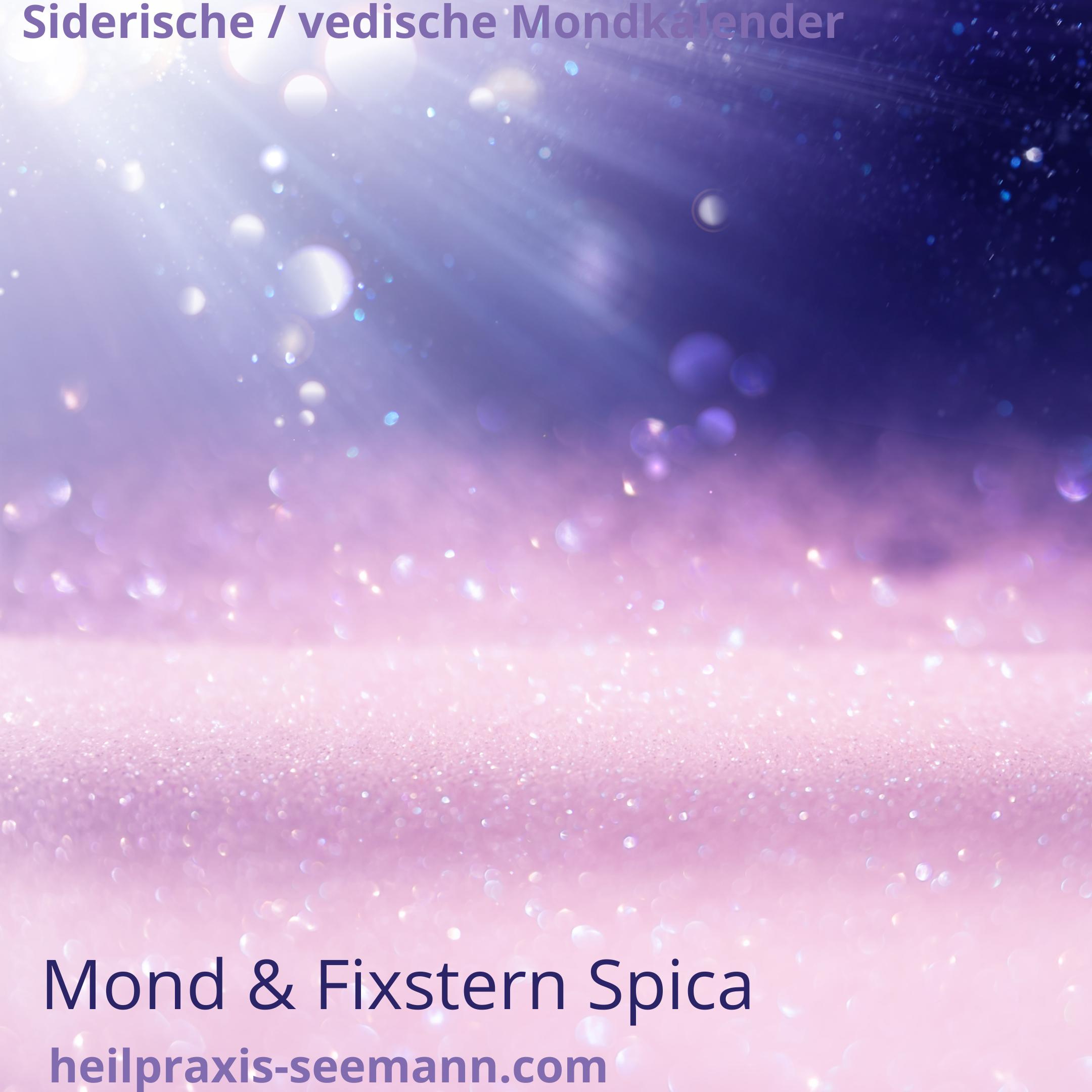 Sicerische Mondkalender _Spica