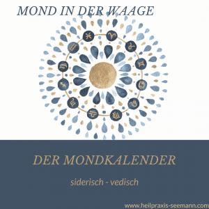 Der Mondkalender siderisch vedisch Waage (4)